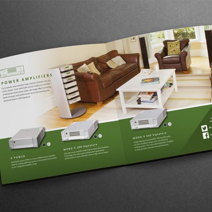 brochure design Worthing