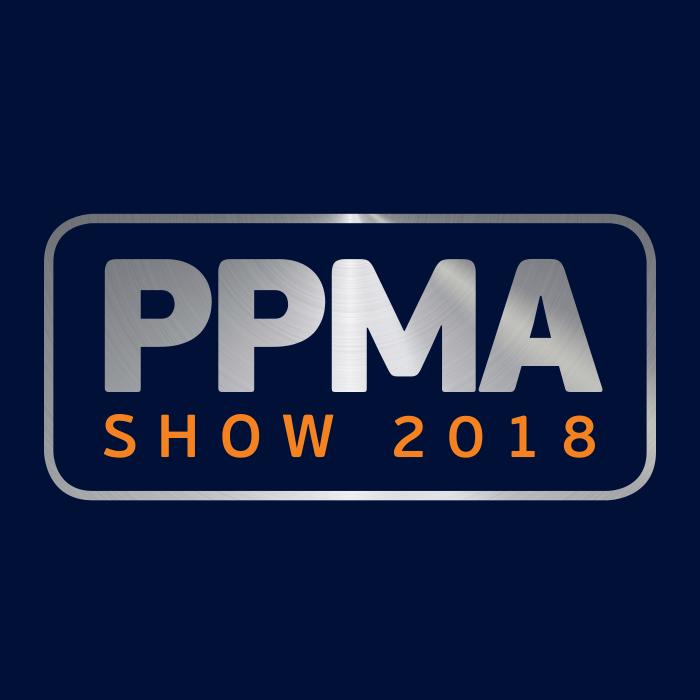 PPMA Show logo redesign